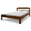 Кровать двуспальная из массива дерева г.  Москва